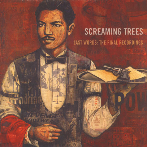 Screaming Trees - Last Words : The Final Recordings