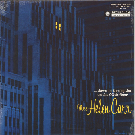 Helen Carr - Down In The Depths Of The 90Th Floor