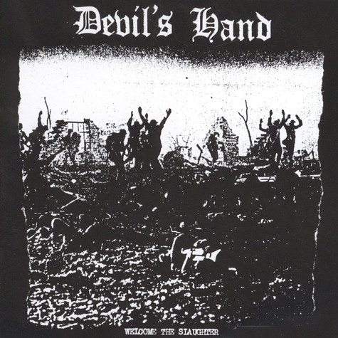 Devil's Hand - Welcome To The Slaughter