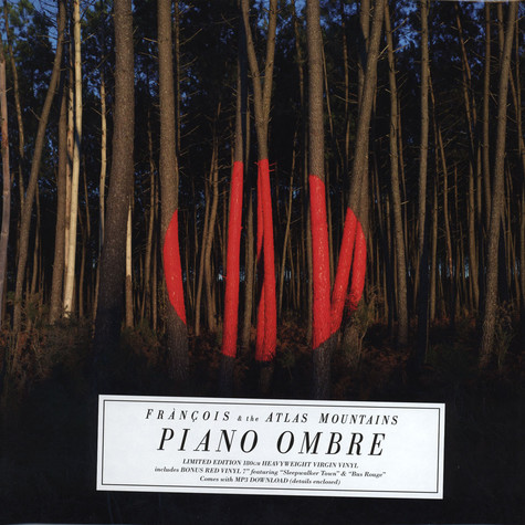 Francois & The Atlas Mountains - Piano Ombre Limited Edition