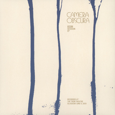 Camera Obscura - 4AD Session