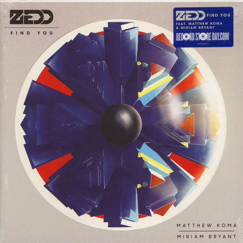 Zedd - Find You feat. Matthew Koma & Miriam Bryant
