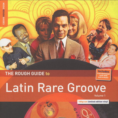 V.A. - Rough Guide To Latin Rare Groove Volume 1