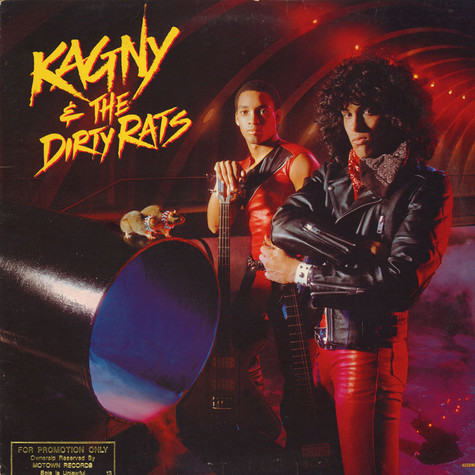 Kagny & The Dirty Rats - Kagny & The Dirty Rats