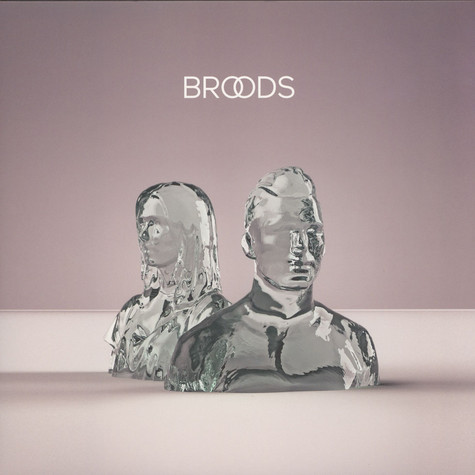 Broods - Broods EP Clear Vinyl Edition