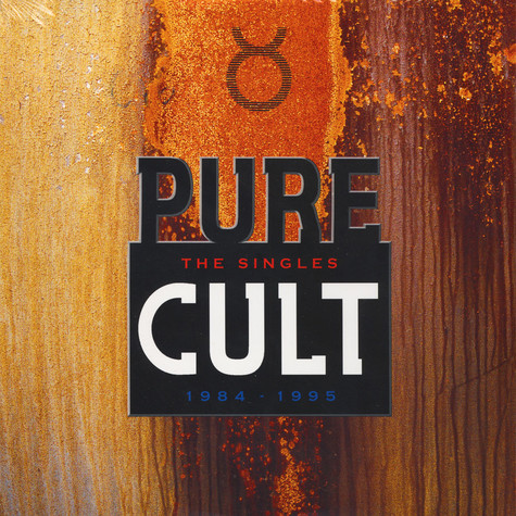 Cult, The - Pure Cult: The Singles 1984-1995