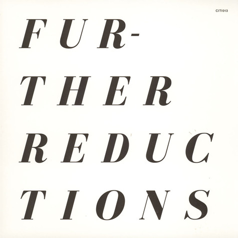 Further Reductions - Woodwork