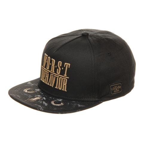 Cayler & Sons - Behavior Snapback Cap