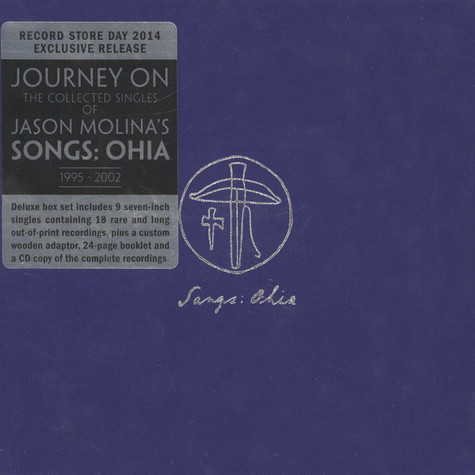 Songs: Ohia - Journey On: Collected Singles