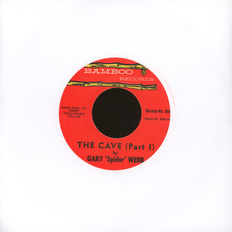 Gary 'Spider' Webb - The Cave