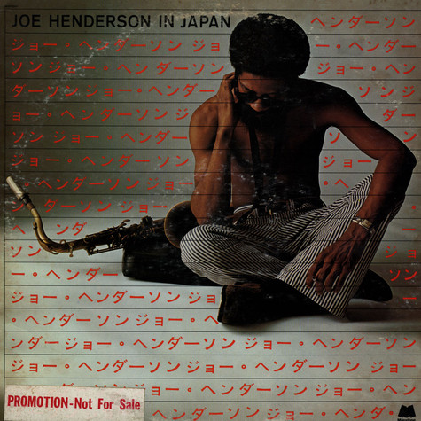 Joe Henderson - In Japan