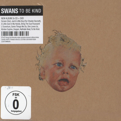 Swans - To Be Kind Limited Edition
