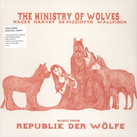 Ministry Of Wolves - Music From Republik Der Wolfe