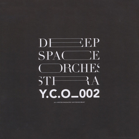Deep Space Orchestra - Hipster Massacre