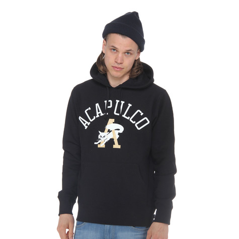 Acapulco Gold - Fox 'A' Pullover Hoodie