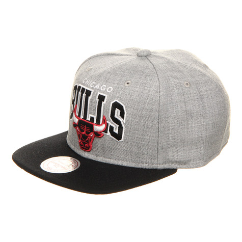 Mitchell & Ness - Chicago Bulls NBA Black USA Snapback Cap