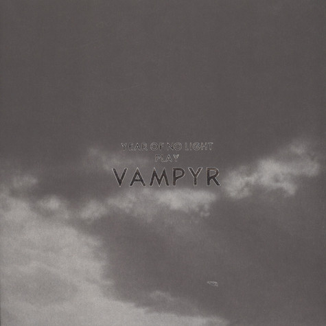Year Of No Light - Vampyr Black Vinyl Edition