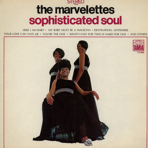Marvelettes, The - Sophisticated Soul