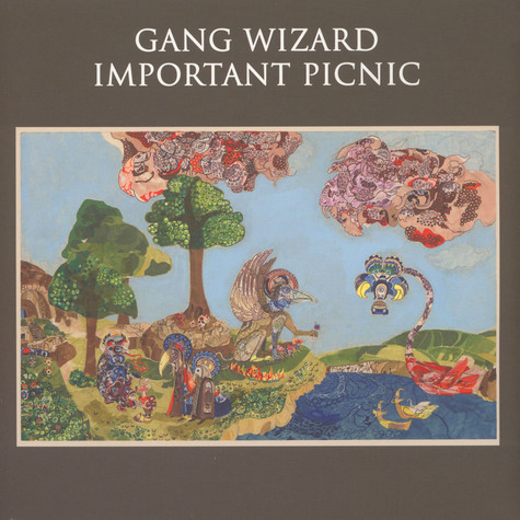 Gang Wizard - Important Picnic