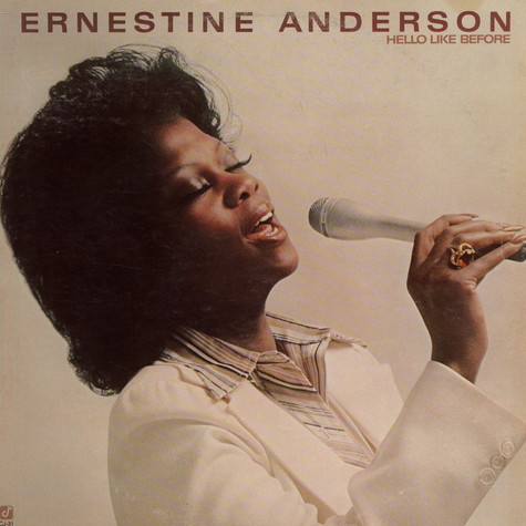 Ernestine Anderson - Hello Like Before