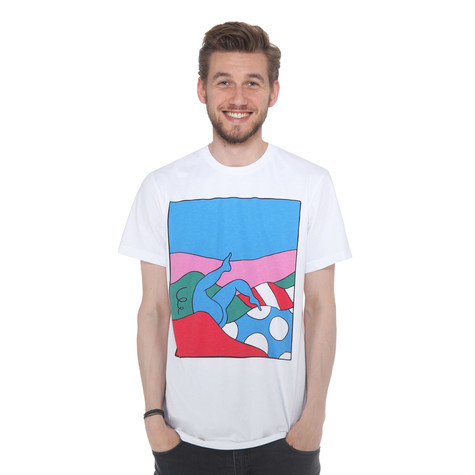 Rockwell by Parra - The Dunes T-Shirt