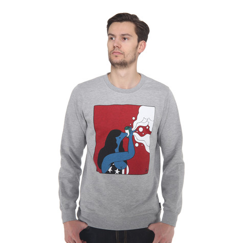 Rockwell by Parra - Lunchbeers Crewneck Sweater