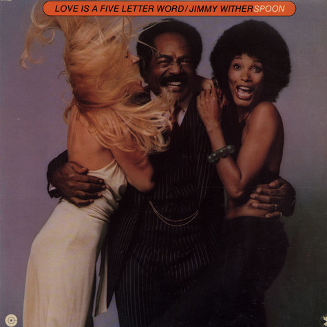 Jimmy Witherspoon - Love Is A Five Letter Word