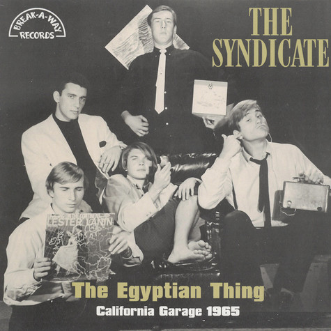 Syndicate, The - The Egyptian Thing
