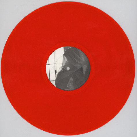 Untidy - Untidy002 Red Vinyl Edition