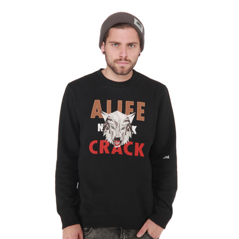 Alife - Wolfpack Crewneck Sweater