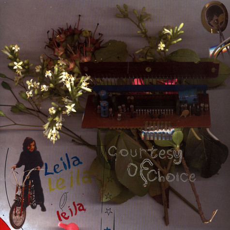 Leila - Courtesy Of Choice