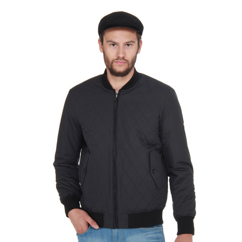 Ben Sherman - Quilted Bomber Jacket