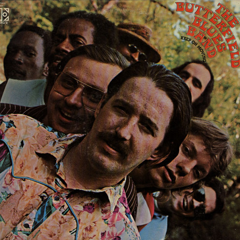 Paul Butterfield Blues Band, The - Keep On Moving