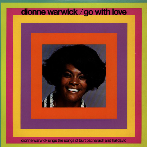 Dionne Warwick - Go With Love