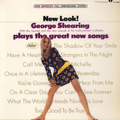George Shearing - New Look!