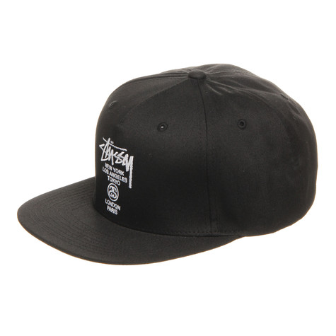 Stüssy - City Stock Strapback Cap