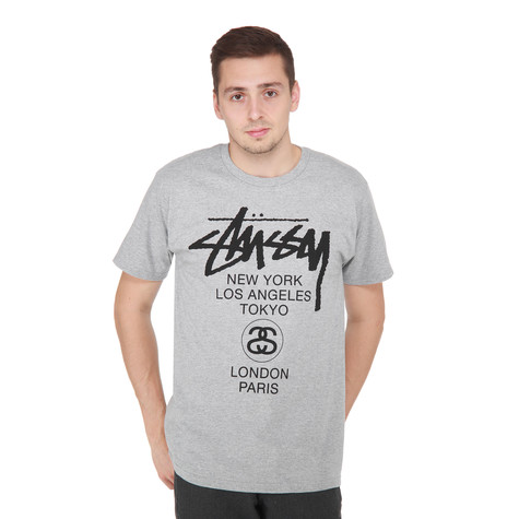 Stüssy - World Tour T-Shirt