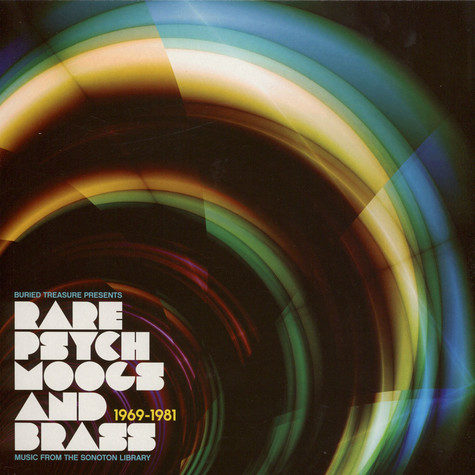 V.A. - Rare Psych Moogs And Brass 1969-1981: Music From The Sonoton Library