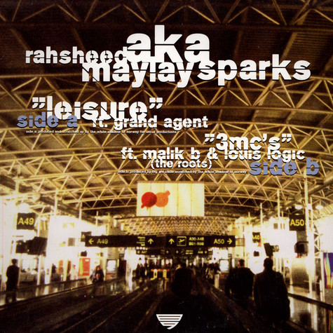 Maylay Sparks - Leisure feat. Grand Agent