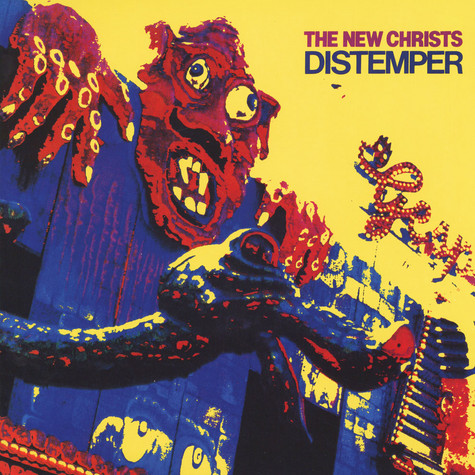 New Christs, The - Distemper