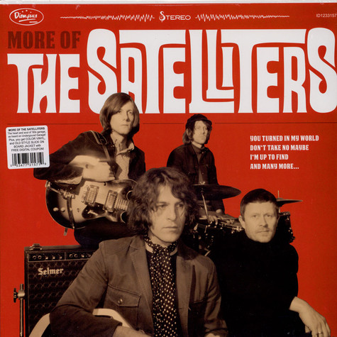 Satelliters, The - More Of The Satelliters