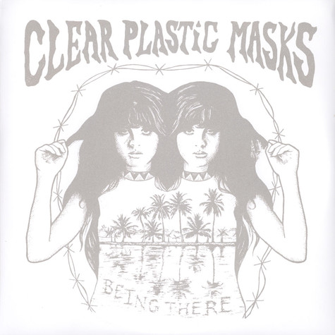 Clear Plastic Masks - Being There