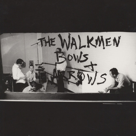 Walkmen, The - Bows & Arrows