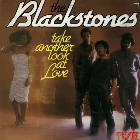 Blackstones, The - Take Another Look At Love
