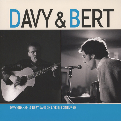 Davy Graham & Bert Jansch - Live in Edinburgh