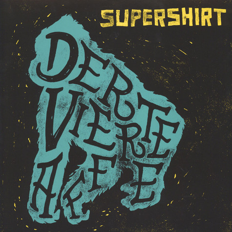 Supershirt - Der Vierte Affe