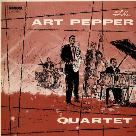 Art Pepper Quartet, The - The Art Pepper Quartet