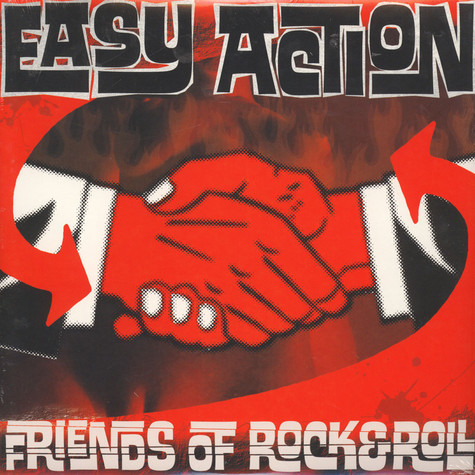 Easy Action - Friends Of Rock'N'Roll