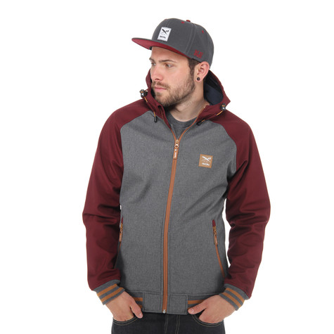 Iriedaily - Fusion College Jacket