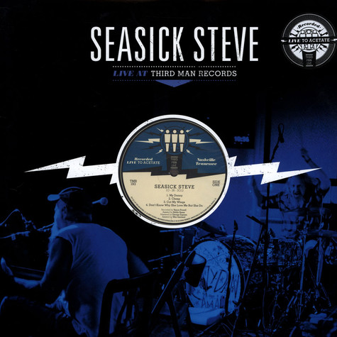 Seasick Steve - Live At Third Man Records